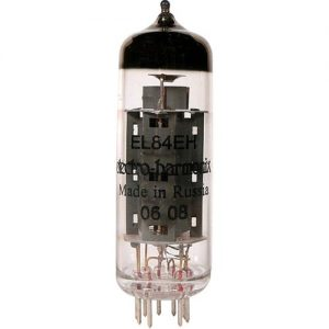 Electro Harmonix EL84 Valve at Gear 4 Music Image