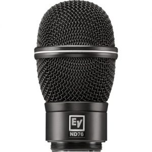 Electro-Voice ND76-RC3 Wireless Head with ND76 Capsule at Gear 4 Music Image