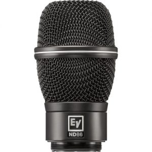 Electro-Voice ND86-RC3 Wireless Head with ND86 Capsule at Gear 4 Music Image