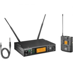 Electro-Voice RE3-BPGC Bodypack Wireless Instrument Set Band 5H at Gear 4 Music Image