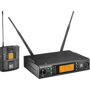Electro-Voice RE3-BPNID Bodypack Wireless Set with No Input Band 8M at Gear 4 Music Image