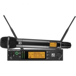 Electro-Voice RE3-ND86 Single Handheld Wireless Mic Set Band 8M at Gear 4 Music Image
