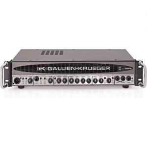 Gallien Krueger 700 RB-II Bass Amp Head at Gear 4 Music Image