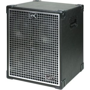 Gallien Krueger NEO 410 4ohm Bass Cab at Gear 4 Music Image