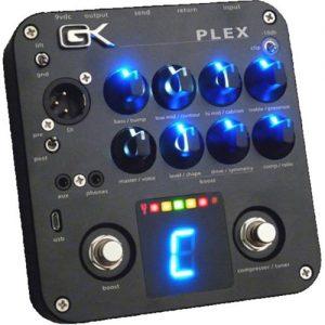 Gallien Krueger PLEX Bass Preamp - Nearly New at Gear 4 Music Image