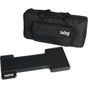 Gator G-BONE Pedal Board With Carry Bag & Power Supply at Gear 4 Music Image