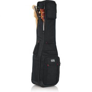 Gator G-PG-BASS-2X Pro-Go Ultimate Dual Bass Guitar Gig Bag at Gear 4 Music Image