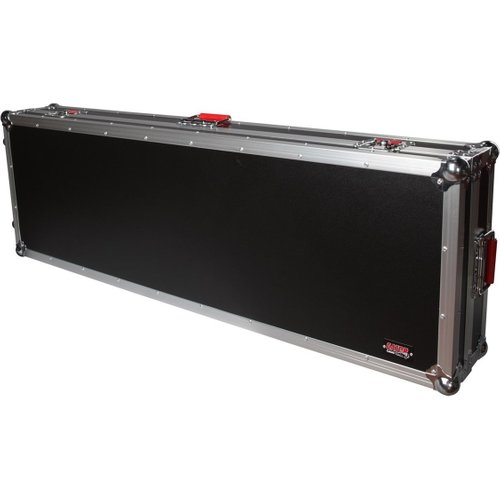 Gator G-TOUR-88V2SL Tour Style Slim 88 Note Keyboard Case Nearly New at Gear 4 Music Image