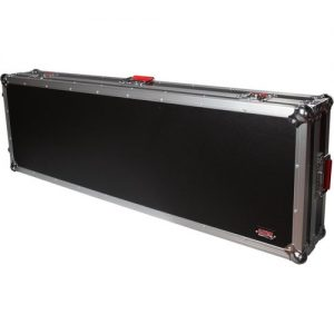 Gator G-TOUR-88V2SL Tour Style Slim 88 Note Keyboard Case at Gear 4 Music Image
