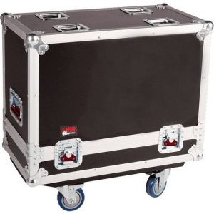 Gator G-TOUR SPKR-212 Tour-Style Transporter for Two 12 Speakers at Gear 4 Music Image