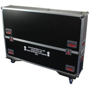 Gator G-TOURLCDV2-5055-X2 Double ATA LCD Case 50-55 at Gear 4 Music Image