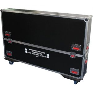 Gator G-TOURLCDV2-6065 ATA LCD Case 60-65 at Gear 4 Music Image