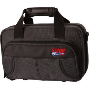 Gator GL-CLARINET-A Rigid EPS Clarinet Case at Gear 4 Music Image