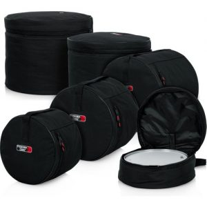 Gator GP-STANDARD-100 5-Piece Standard Drum Bag Set at Gear 4 Music Image