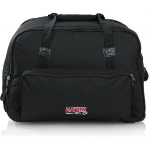 Gator GPA-712SM Small Format 12 Portable Speaker Bag with Wheels at Gear 4 Music Image