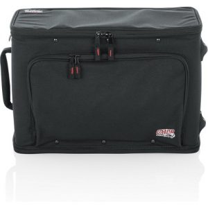 Gator GR-RACKBAG-3UW Bag with Tow Handle and Wheels at Gear 4 Music Image