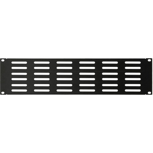 Gator GRW-PNLVNT3 Rackworks 3U Flanged Vent Panel at Gear 4 Music Image