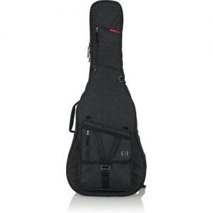 Gator GT-ACOUSTIC-BLK Transit Series Acoustic Guitar Bag Black at Gear 4 Music Image