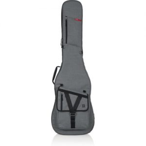 Gator GT-BASS-GRY Transit Series Bass Guitar Bag Grey at Gear 4 Music Image
