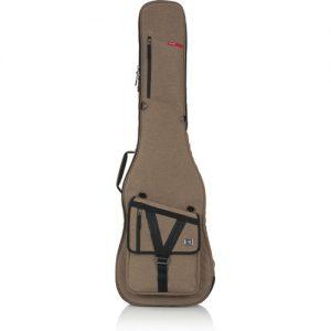 Gator GT-BASS-TAN Transit Series Bass Guitar Bag Tan at Gear 4 Music Image