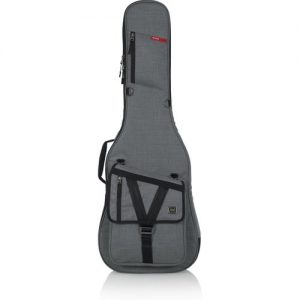Gator GT-ELECTRIC-GRY Transit Series Electric Guitar Bag Grey at Gear 4 Music Image