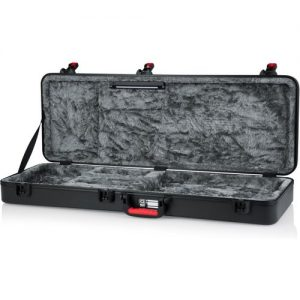 Gator GTSA-GTRBASS-LED LED Edition Moulded Case for Bass Guitar at Gear 4 Music Image
