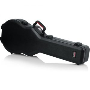 Gator GTSA-GTRLPS ATA Moulded Case For Single-Cut Electric Guitars at Gear 4 Music Image