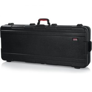 Gator GTSA-KEY61 ATA TSA 61-Note Keyboard Case 50 x 22 x 9 at Gear 4 Music Image