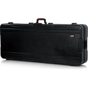 Gator GTSA-KEY76D ATA 76 Note Keyboard Case with Wheels Extra Depth at Gear 4 Music Image