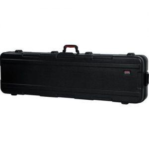 Gator GTSA-KEY88SLXL ATA Slim XL 88 Note Keyboard Case With Wheels at Gear 4 Music Image