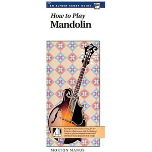 How to Play Mandolin Handy Guide at Gear 4 Music Image