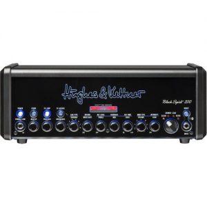 Hughes & Kettner Black Spirit 200 Amp Head at Gear 4 Music Image