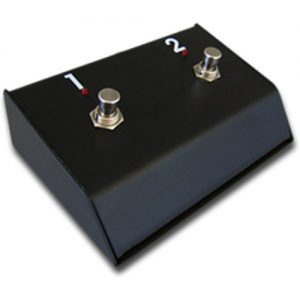 Hughes & Kettner FS-2 Two Button Footswitch at Gear 4 Music Image