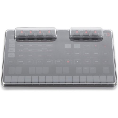 IK Multimedia UNO Synth with Decksaver Cover at Gear 4 Music Image