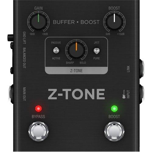 IK Multimedia Z-Tone Buffer Boost at Gear 4 Music Image