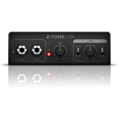 IK Multimedia Z-Tone DI at Gear 4 Music Image