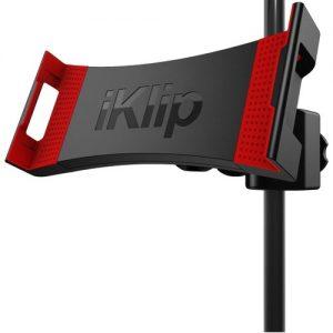 IK Multimedia iKlip 3 Deluxe Mount Bundle at Gear 4 Music Image
