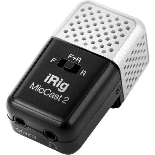 IK Multimedia iRig Mic Cast 2 at Gear 4 Music Image