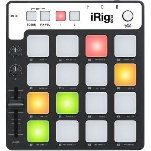 IK Multimedia iRig Pads Pad Controller for iOS at Gear 4 Music Image