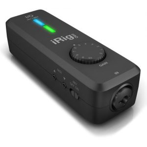 IK Multimedia iRig Pro I/O Interface for IOS Android PC and Mac at Gear 4 Music Image