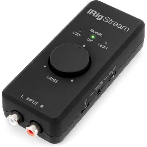 IK Multimedia iRig Stream at Gear 4 Music Image