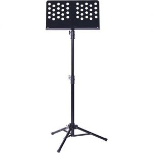 Kinsman Conductors Music Stand Black at Gear 4 Music Image