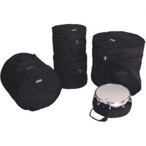 Kinsman Deluxe 5-Piece Drum Set Bags at Gear 4 Music Image