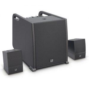 LD Systems CURV 500 AVS Portable Array System AV Set at Gear 4 Music Image