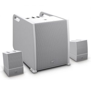 LD Systems CURV 500 AVS W Portable Array System White at Gear 4 Music Image