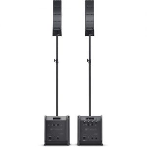 LD Systems CURV 500 PS Portable Array System Power Set at Gear 4 Music Image
