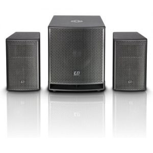 LD Systems DAVE 12 G3 Compact Active PA System at Gear 4 Music Image