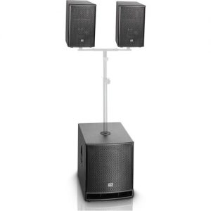 LD Systems DAVE 15 G3 Portable Active PA System at Gear 4 Music Image