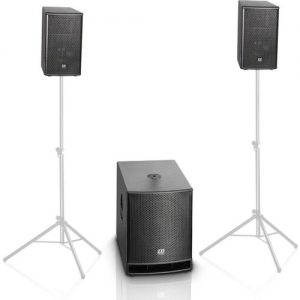 LD Systems DAVE 18 G3 Compact Active PA System at Gear 4 Music Image