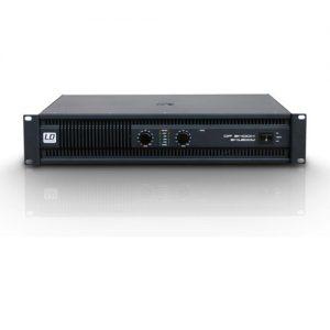 LD Systems Deep2 2400X 2 x 1200 Watt Power Amplifier at Gear 4 Music Image